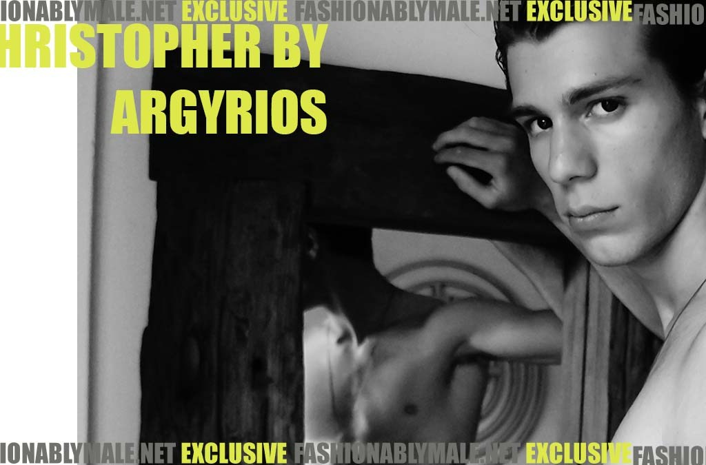 Exclusive: Christopher by Argyrios cover