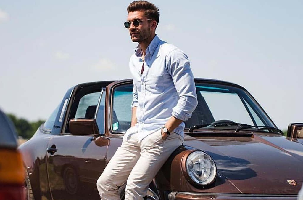 Here's What Your Car Says About Your Sense Of Style