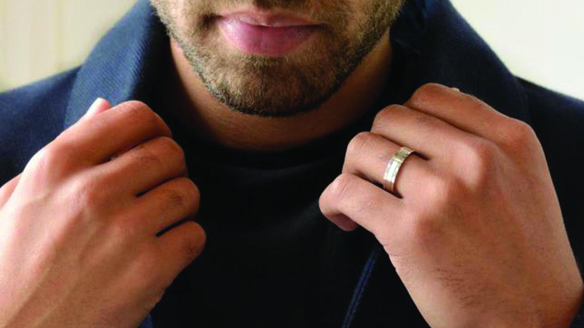 New Trends In Men's Wedding Jewelry