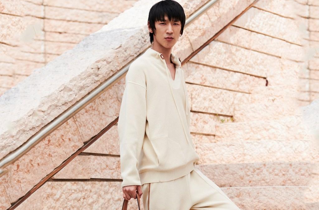 Tod's Menswear Spring 2022 Milan cover