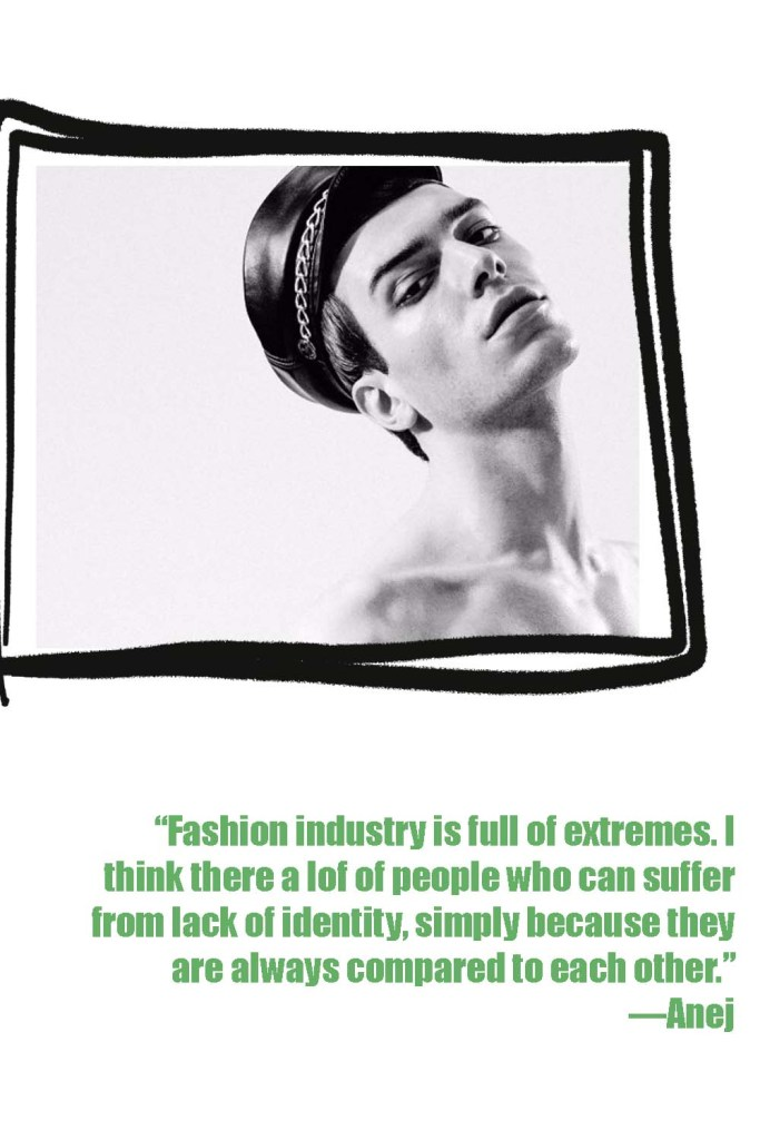 Anej Sosic EXCLUSIVE Interview Fashionably Male