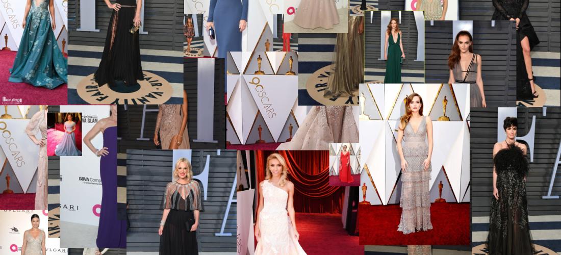 28 Lebanese dresses shined on at the Oscars