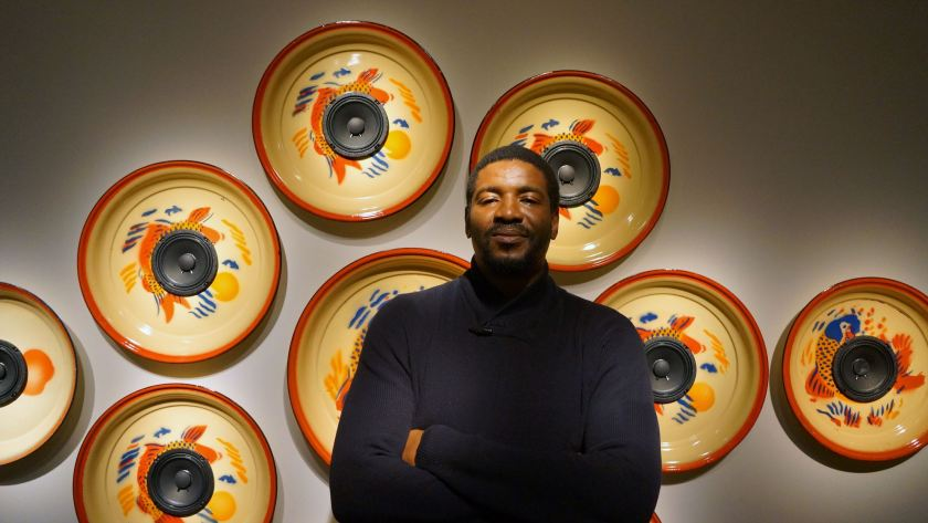 The sound Artist Emeka Ogboh is transforming the Nigerian experimental Art world