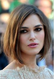 haircut_hairstyle_spring_summer_latest2015_womens_celebrity_fashion_style_keira_knightley_short_straight_color_brown_bob