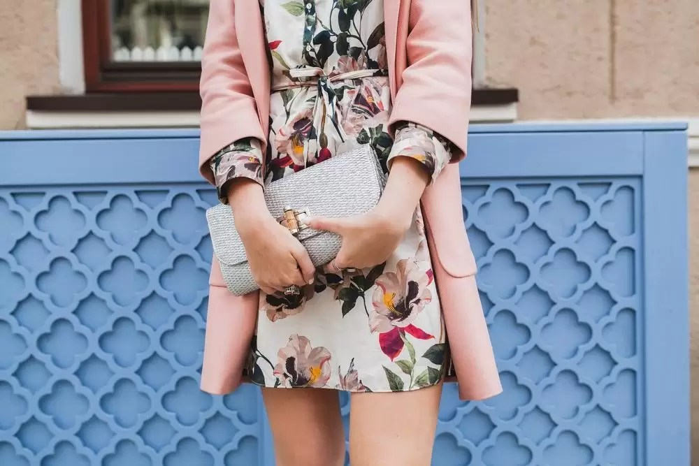 How to Style a Floral Dress Any Time of the Year