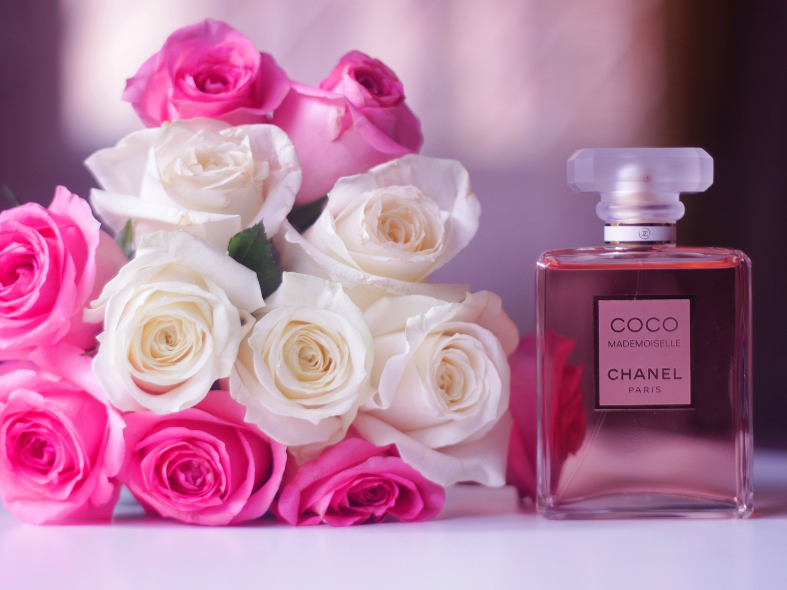 Girly Perfume Chanel Roses Fragrance Luxury