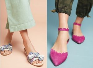 Spring Forward: 10 Perfect Shoes For Spring From Anthropologie
