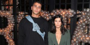 Kourtney Kardashian Just Took Her Man on a Surprise Birthday Adventure and the Pictures Are GORGEOUS
