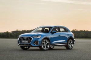 Audi Q3 : A New and Smarter one