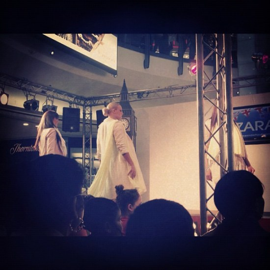 Fashion event picture