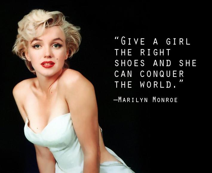 Fashion Quote Marilyn Monroe Fashionandstylepolice
