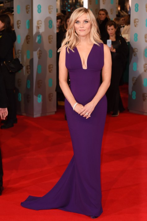 EE BAFTA British Academy Film Awards, Arrivals, Royal Opera House, London, Britain - 08 Feb 2015