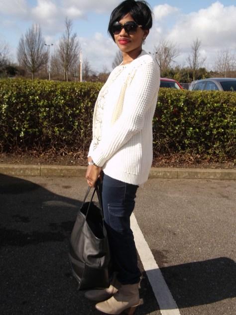 Fashion Blogger Cheshire UK