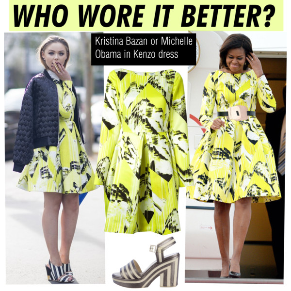 Who Wore It Better Fashionandstylepolice Fashionandstylepolice