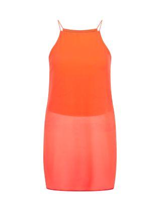 New Look Orange top