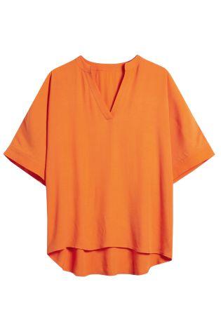 Next Orange Tunic