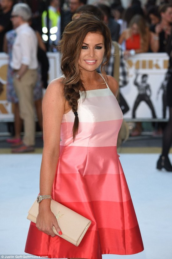 Jessica Wright Towie