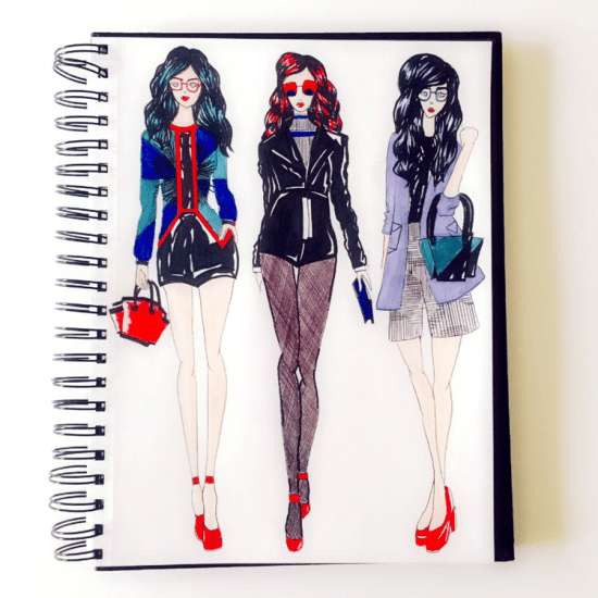 so-i-finally-started-illustrating-a-fashion-collection