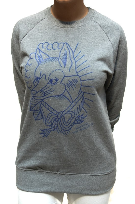 Grey Fox Shirt