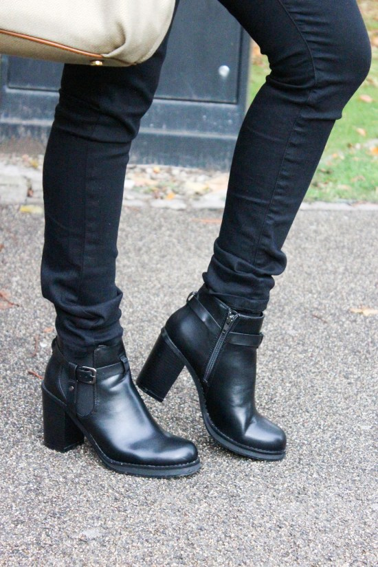 Autumn Booties