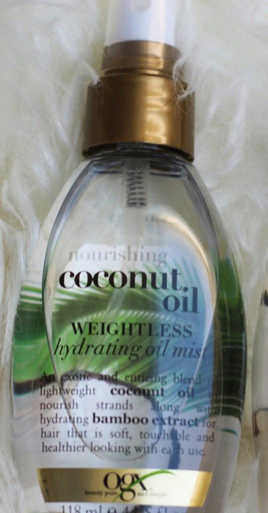 Coconut Oil Mist OGX
