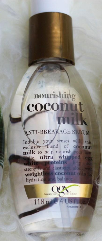 OGX Coconut Oil Anti Breakage Serum