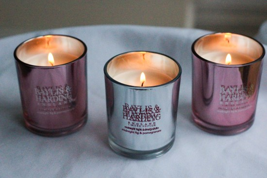 Baylis & Harding Candles