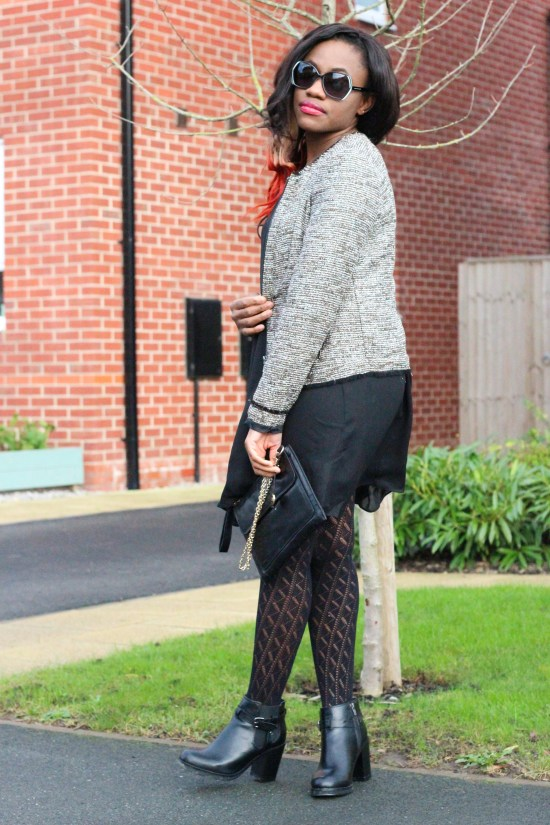 Fashion and Style Police Outfit Post