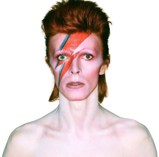 David Bowie Style Icon