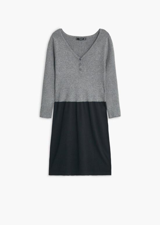 Mango Cotton Dress