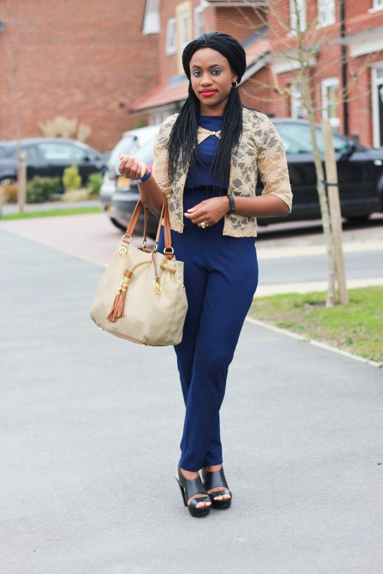 Outfit Post Jumpsuit Picture