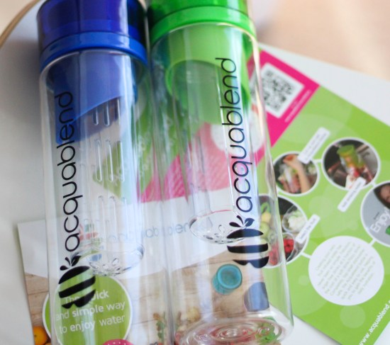 Aquablend Water Bottles Review