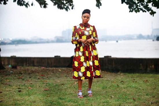 Chimamanda Ngozi Adichie Image