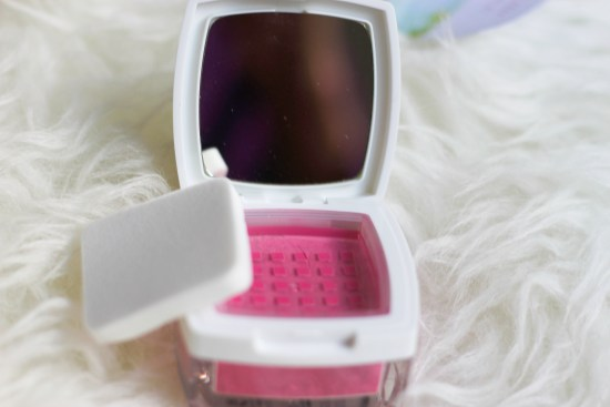 Hot Pink Blush Image