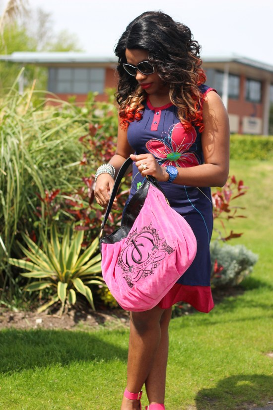 Colourful Summer Outfit Image