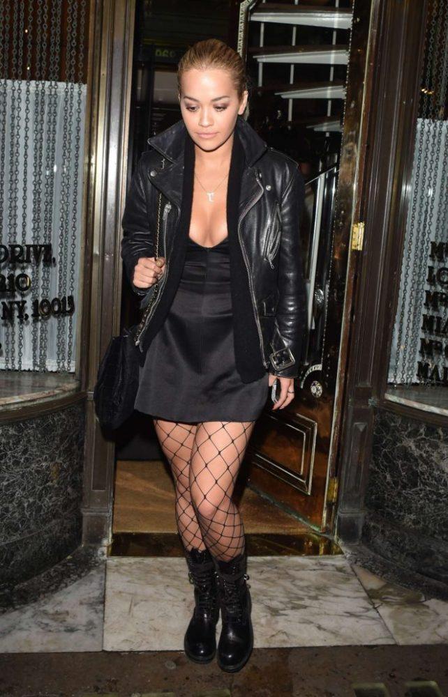 Celebrity Style Rita Ora In Christian Dior Fashionandstylepolice Fashionandstylepolice