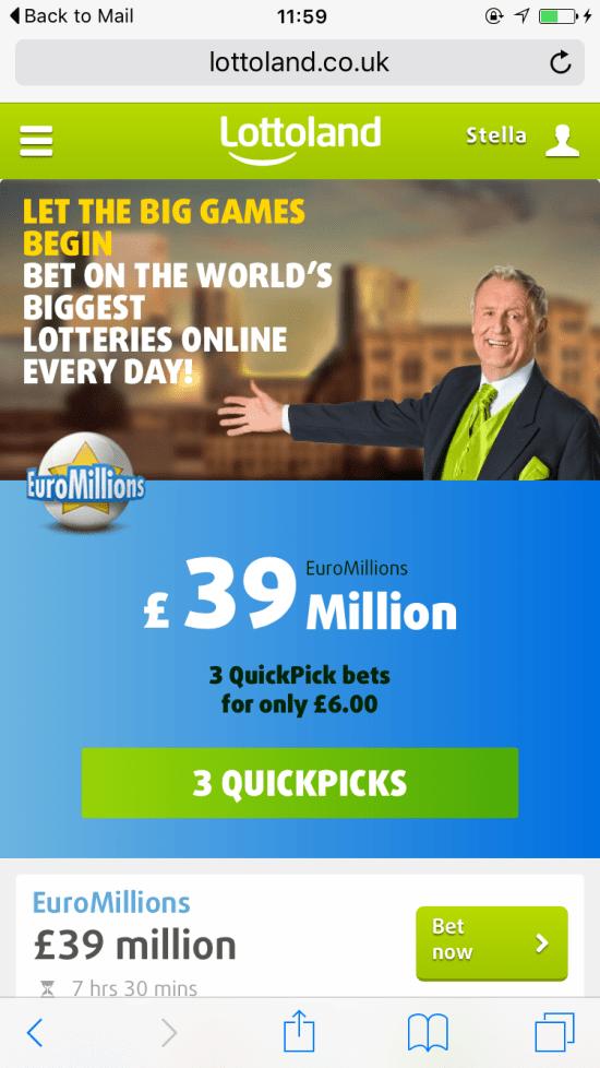 Lottoland Image