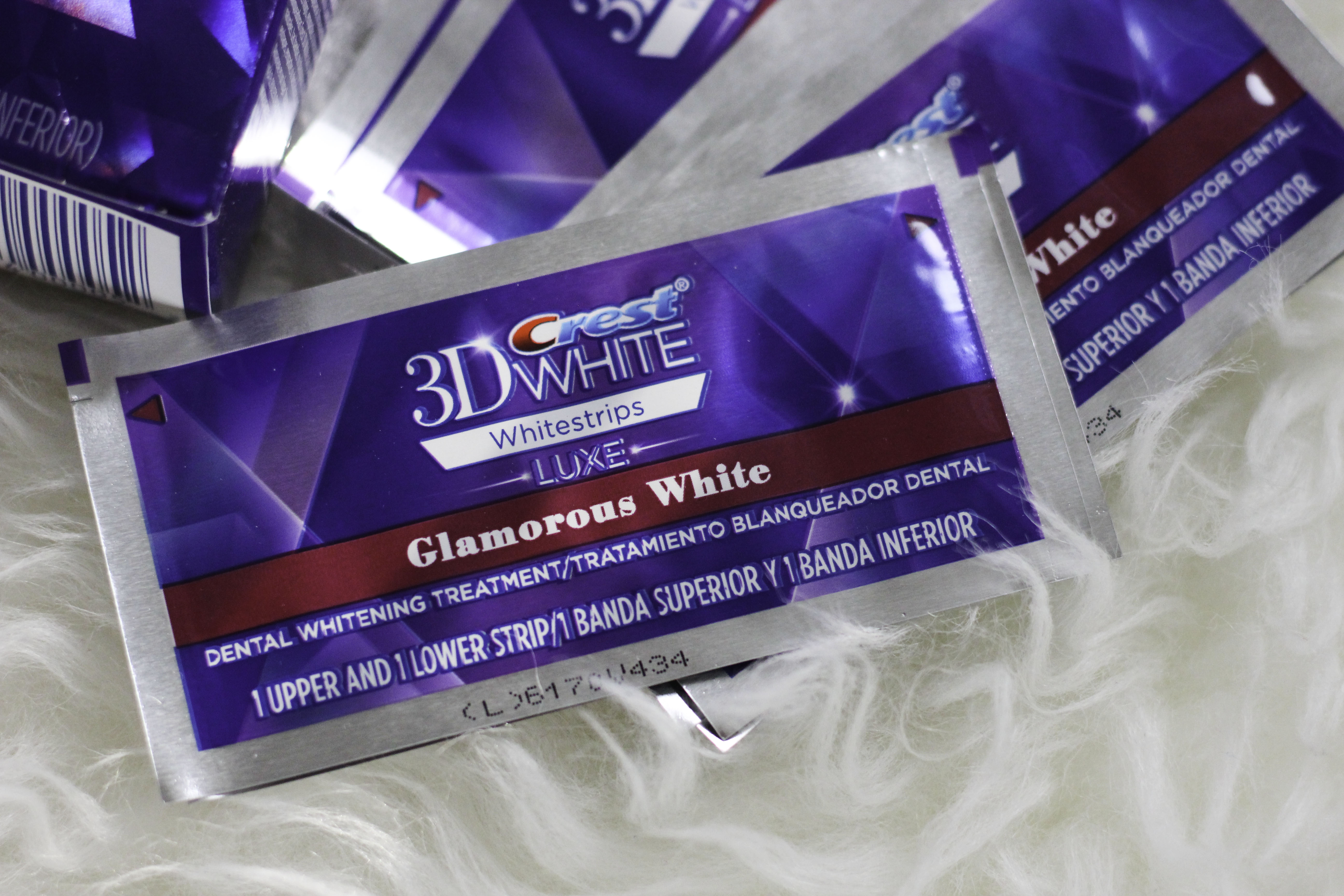 Product Review 3d Crest Glamorous Whitestrips