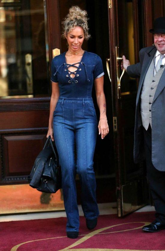 Leona Lewis Fashion Style Image