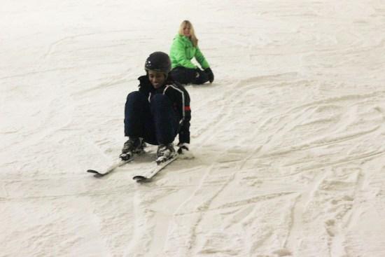 Skiing Image