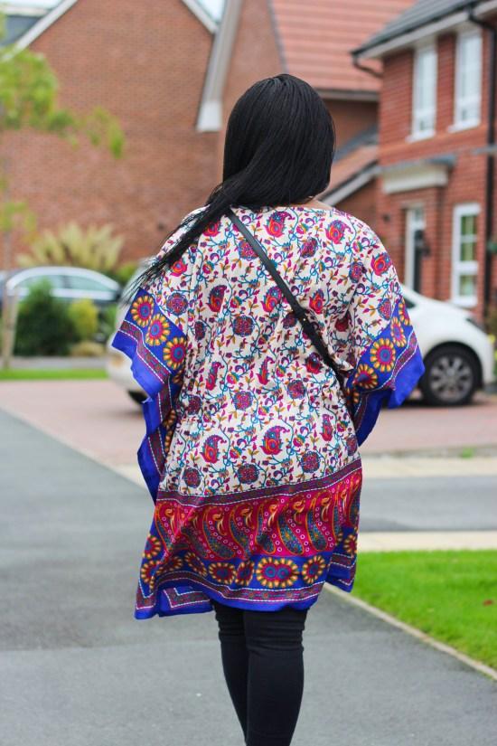 UK Fashion Blogger Image