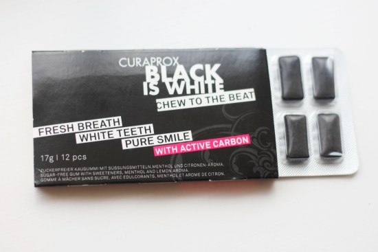 CURAPROX CHEWING GUM IMAGE