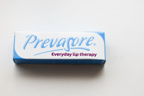 Prevasore Everyday Lip Therapy Image