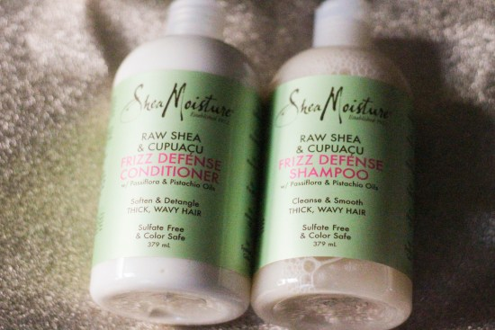 Shea Moisture Hair Products Review image