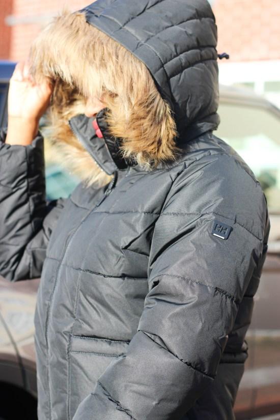 Black jacket image