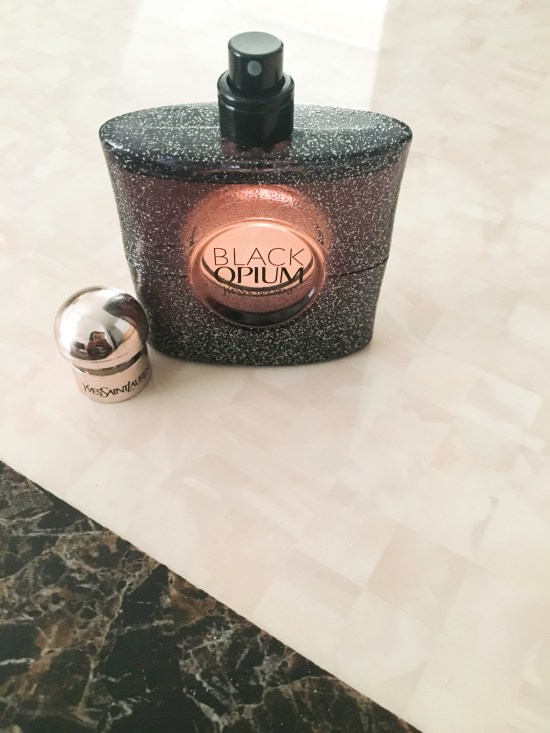 Black Opium Perfume Image
