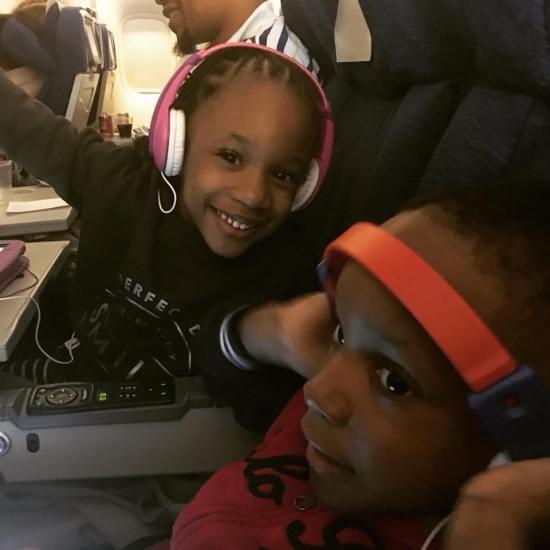 BA Flight Image