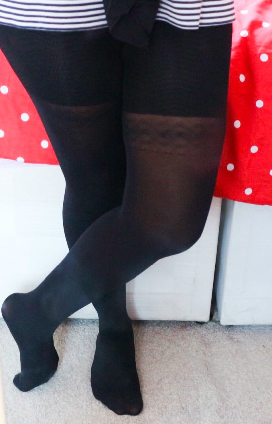 Magic Opaque Tights Image