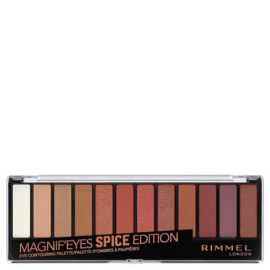 Rimmel Magnifeyes Eyeshadow Palette Spice Picture