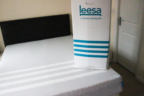 Leesa Mattress Review Image